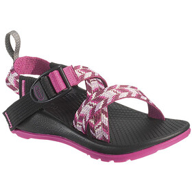 Chaco Kids Z1 Ecotread Sandals Clashing